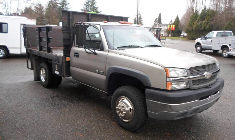 Thumbnail : 2003 CHEVROLET  C3500 HD STAKESIDE FLATBED 8377_SAM_1285-Medium-762x456