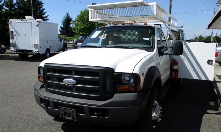 Thumbnail : 2006 FORD F-450 SERVICE UTILITY BOX TRUCK 9 FT. 8614_IMG_0858-Medium-762x456